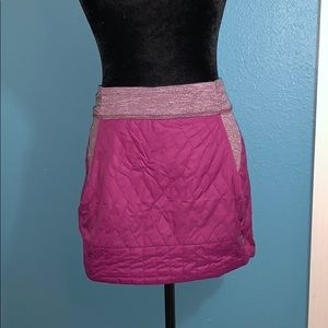 Mountain Hardwear Quilted Skirt XS - C